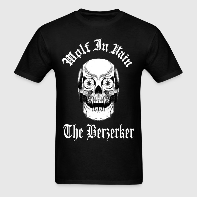 Wolf In Vain Berzerker Baseball T-Shirt - Men's T-Shirt