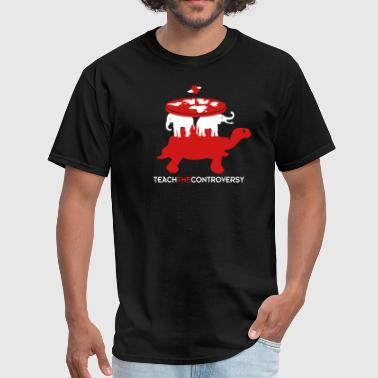 Cosmology Elephant Cosmology (Teach the Controversy) - Men's T-Shirt