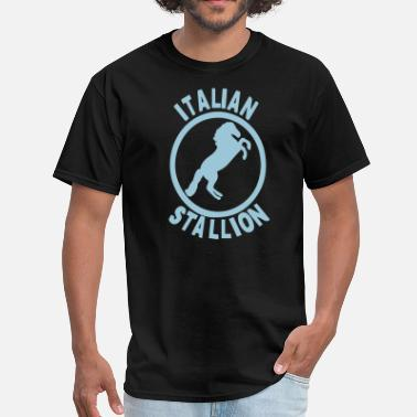 Stallion ITALIAN STALLION - Men's T-Shirt