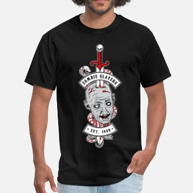 Slayers Zombie Slayers  - Men's T-Shirt