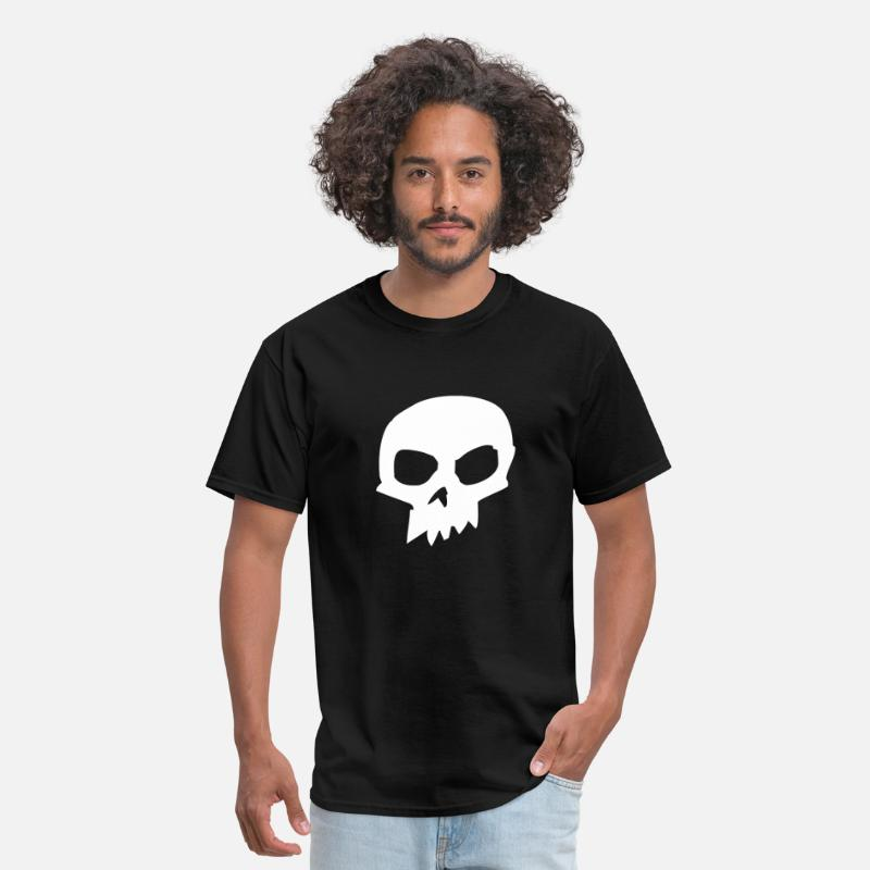 Skull T-Shirts - Toy Story – Sid's Skull - Men's T-Shirt black