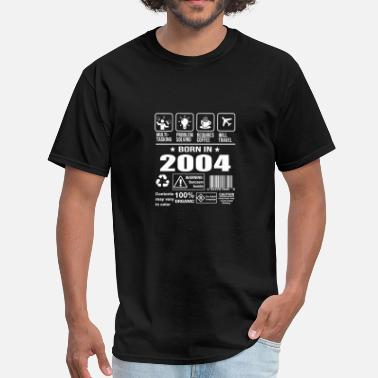 Born-in-2004 Born In 2004 - Men's T-Shirt