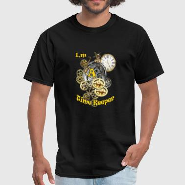 The Time Keeper - Men's T-Shirt