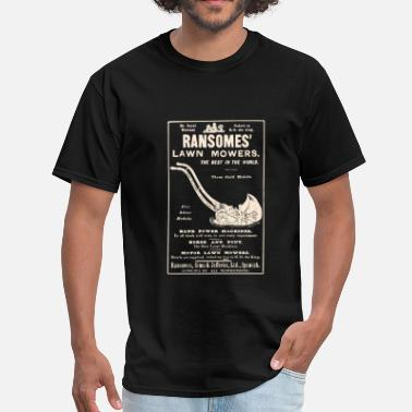 Lawn Mower Ransomes Lawn Mowers - Men's T-Shirt