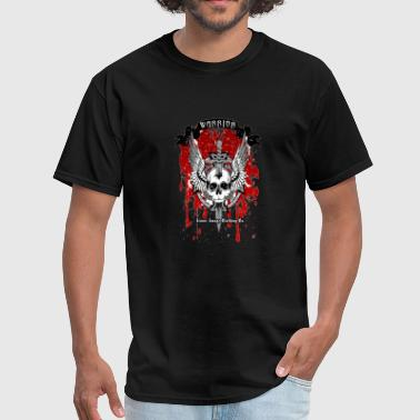 Iconic Image Warrior - Men's T-Shirt