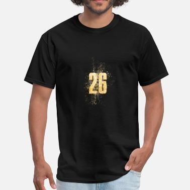 Twenties Number 26 Art - Men's T-Shirt