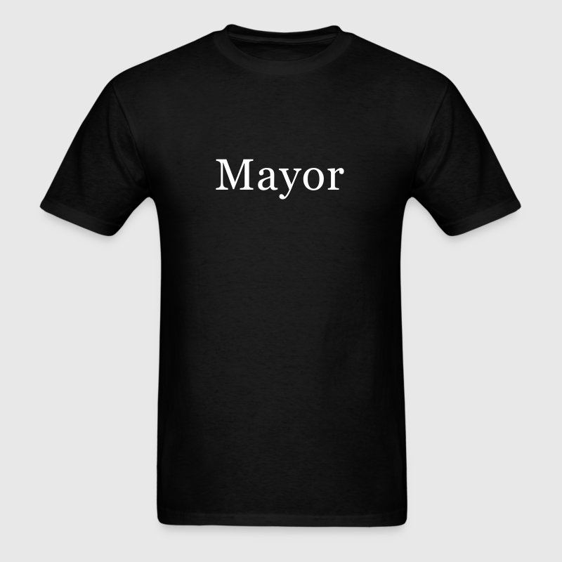 Mayor T-Shirt - Men's T-Shirt