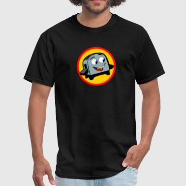Toaster The Brave Little Toaster To The Rescue - Men's T-Shirt