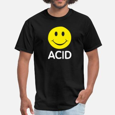 Acid Smiley ACID HOUSE SMILEY - Men's T-Shirt