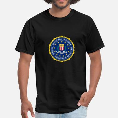 Fbi Seal FBI - NAUTEE.com - Men's T-Shirt