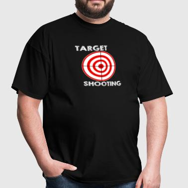 target shooting - Men's T-Shirt