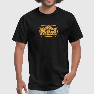 jesus_es_real_2 - Men's T-Shirt