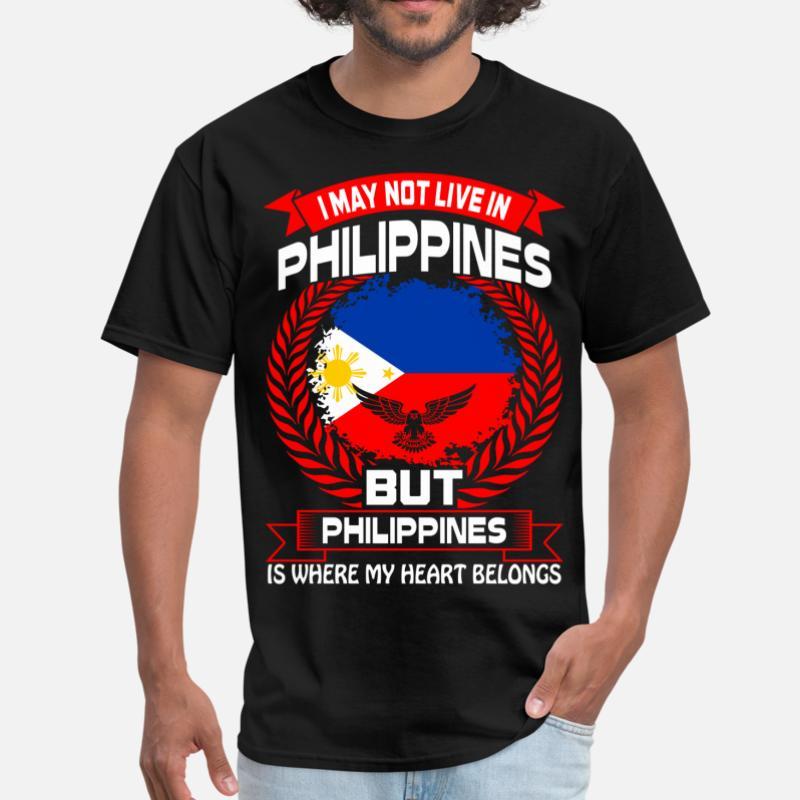 9bfaf4351b Shop Philippines T-Shirts online | Spreadshirt