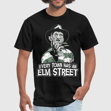 Every Town Has An Elm Street - Men's T-Shirt