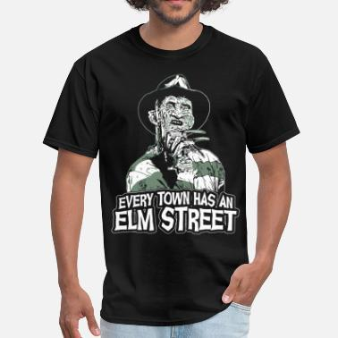 Nightmare On Elm Street Every Town Has An Elm Street - Men's T-Shirt
