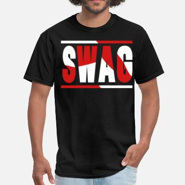 Swag Bro SWAG - Men's T-Shirt