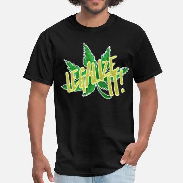 Tosh Legalize It - Men's T-Shirt
