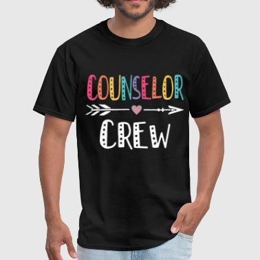 Police Clothes counselor crew girlfriend - Men's T-Shirt