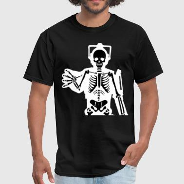Cybermen xray - Men's T-Shirt