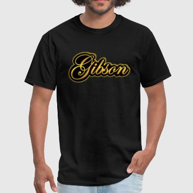Gibson Gold Vintage - Men's T-Shirt