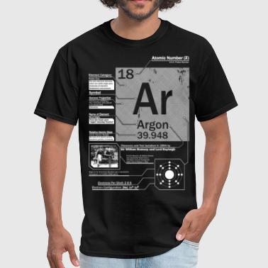 Argon Argon Ar 18 Element t shirt - Men's T-Shirt