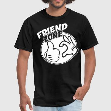 Friendzoned Friendzone - Men's T-Shirt