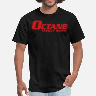 Octane OCTANE ENERGY DRINK WOMEN'S / GIRLS FLURY TANK - Men's T-Shirt