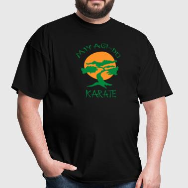 Karate Kid Inspired Miyagi Do Karate - Men's T-Shirt