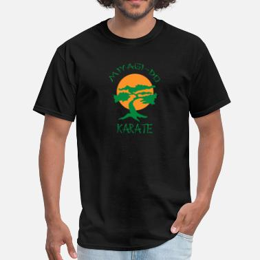 Inspiring Kids Karate Kid Inspired Miyagi Do Karate - Men's T-Shirt