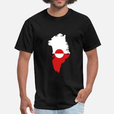 Greenland Greenland - Men's T-Shirt