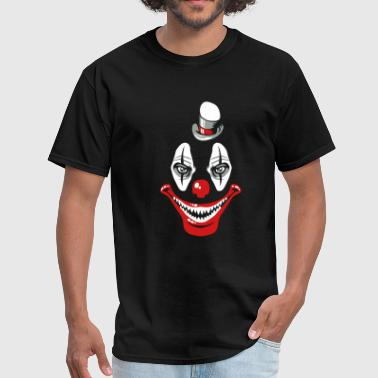 Scary clown - Men's T-Shirt