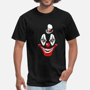 Shop Scary Clown T Shirts Online Spreadshirt