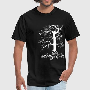 ethanx dead tree - Men's T-Shirt