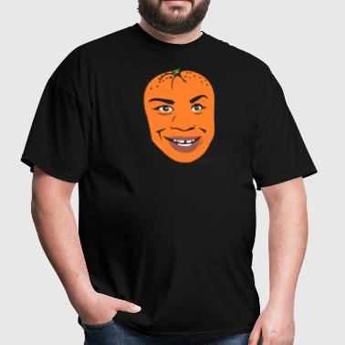 Crazy Orange - Men's T-Shirt