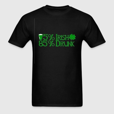 irish_drunk - Men's T-Shirt