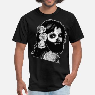 Bearded Lady Bearded lady - Men's T-Shirt