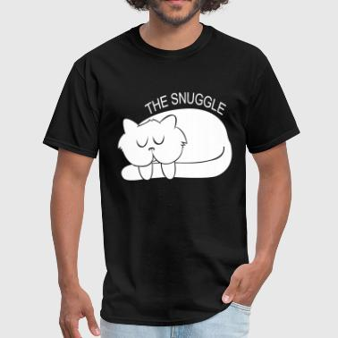 Snuggle - Men's T-Shirt