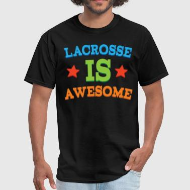 Lacrosse Cute Gift Idea - Men's T-Shirt