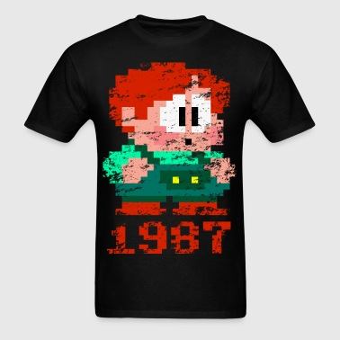 Bubby 1987 - Men's T-Shirt