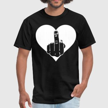 Fuck I Love You Fuck You I Love You - Men's T-Shirt