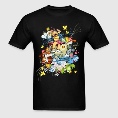 colorful design - Men's T-Shirt