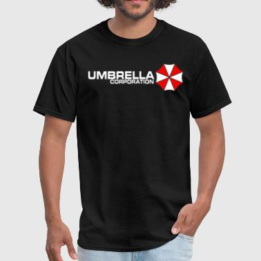 Capcom UMBRELLA CORPORATION CORP Resident Evil Capcom Gam - Men's T-Shirt