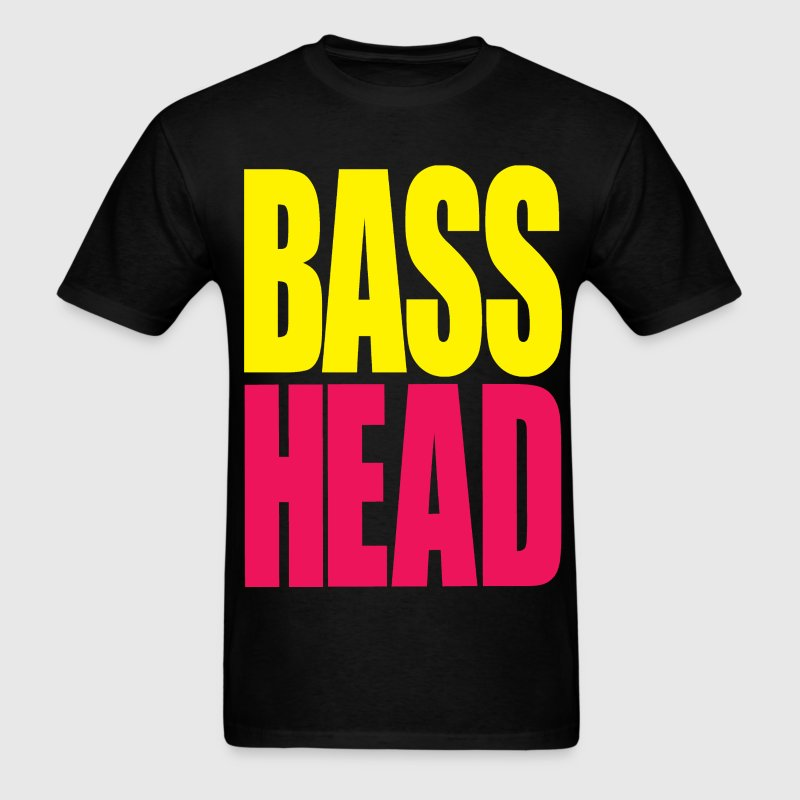 Bass Head - Men's T-Shirt