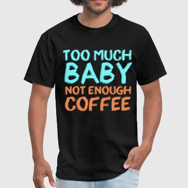 School Board New Parent Baby Coffee 4000x4000 - Men's T-Shirt