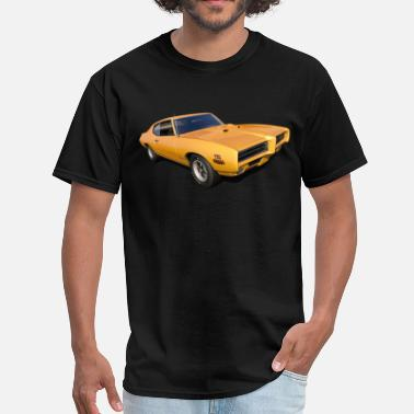 Gto The Judge - Men's T-Shirt