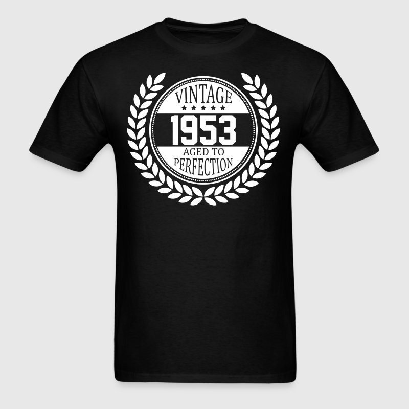 Vintage 1953 Aged To Perfection - Men's T-Shirt