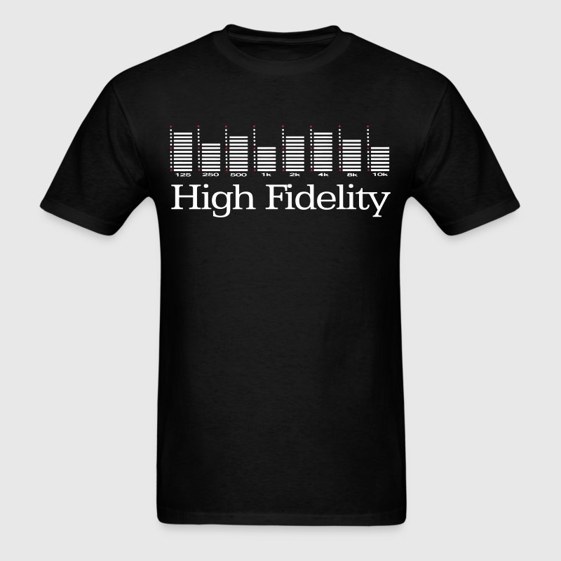 graphic equalizer - Men's T-Shirt