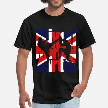 Mixed Martial Art UK Mixed martial arts - Men's T-Shirt