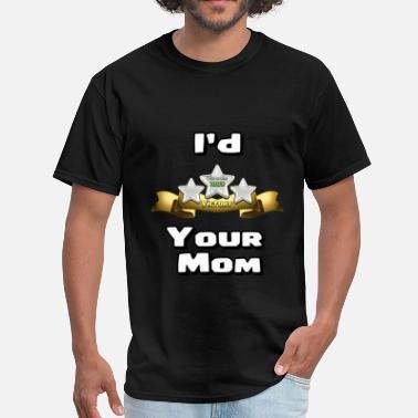 7a4c09fd72a Clash Of Clans I'd Three Star Your Mom - Men'. Men's T-Shirt