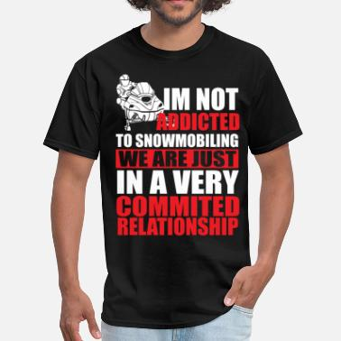 Committed Relationship Commited Relationship - Men's T-Shirt